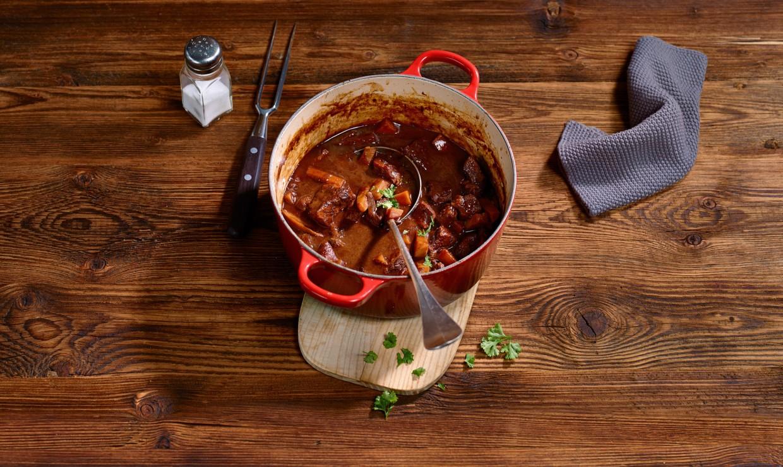 Kalbsragout zart schmoren - Schweizer Fleisch